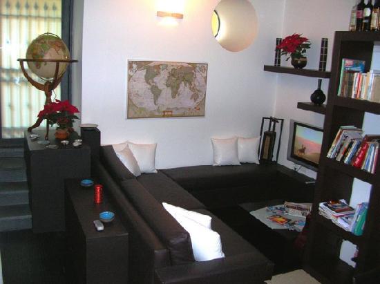 Bed & Breakfast Catania Globetrotter: dining room