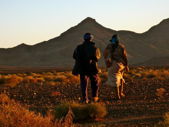 Travel Exploration Morocco Private Tours: Nomads in High Atlas