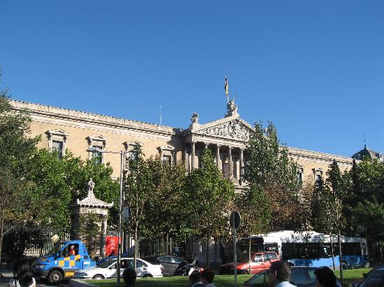 มาดริด, สเปน: national spanish library