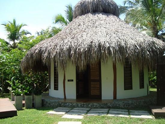 Buritaca, Colombia: One of the cabins