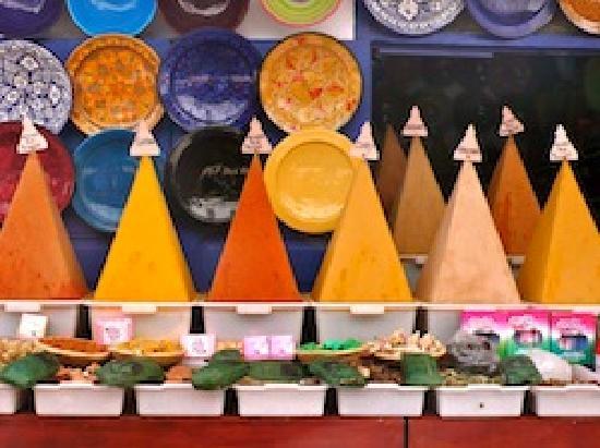 Travel Exploration Morocco Private Tours: Spice Market, Essaouira