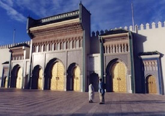 Travel Exploration Morocco Private Tours: Kings Palace Gates, Fes
