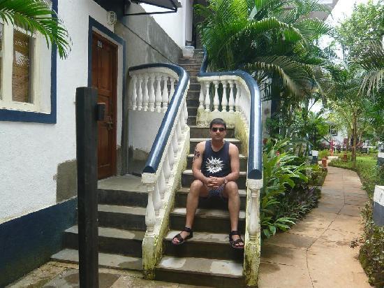 ซานทานา บีช รีสอร์ท: My room in Santana