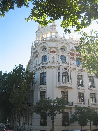 มาดริด, สเปน: elegant madrid house