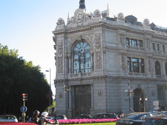 มาดริด, สเปน: royal banck of spain