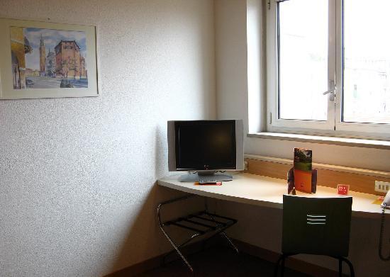 ไอบิสมิลาโน เซ็นโทร: standart room