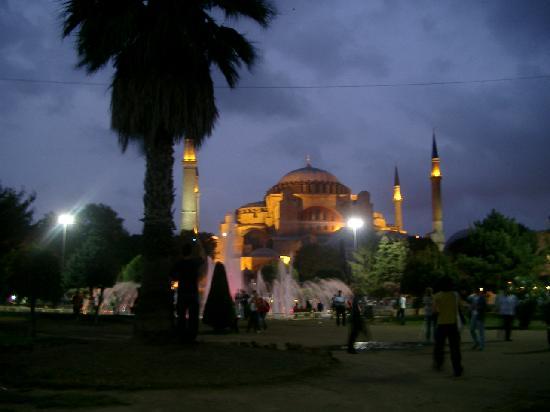 Biz Cevahir Hotel: Agia Sophia
