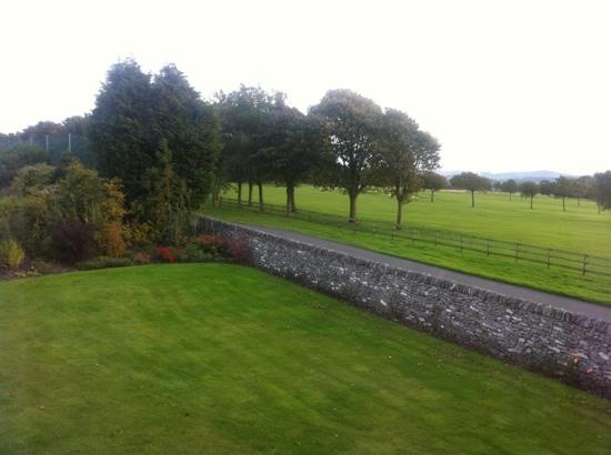 Barms Farm : view from our room