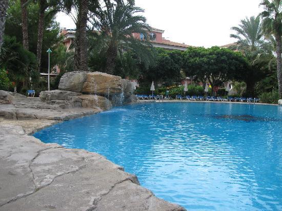 Estrella Coral de Mar Resort Wellness & Spa: Pool area