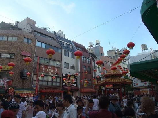 Chinatown (Nankinmachi): Kobe Chinatown