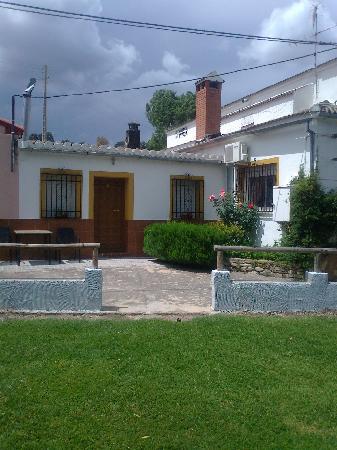 Hostal Rural Venta La Vega: habitación estudio