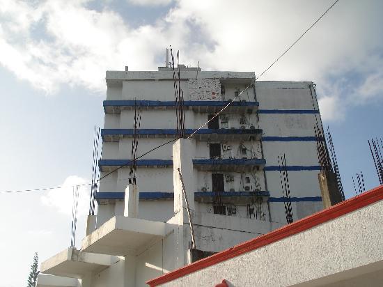 Sol Caribe Sea Flower Hotel: Vista Completa
