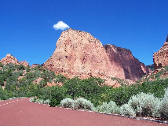 ยูทาห์: Zion National Park-Kolob Canyon Section