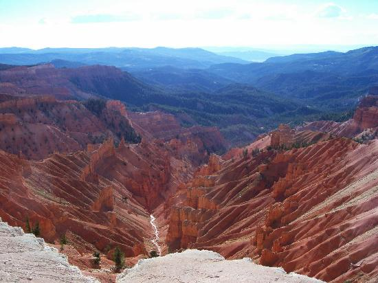 ยูทาห์: Cedar Breaks National Park