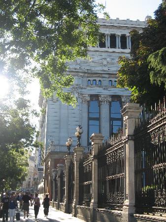 มาดริด, สเปน: cervantes institute - alcala street