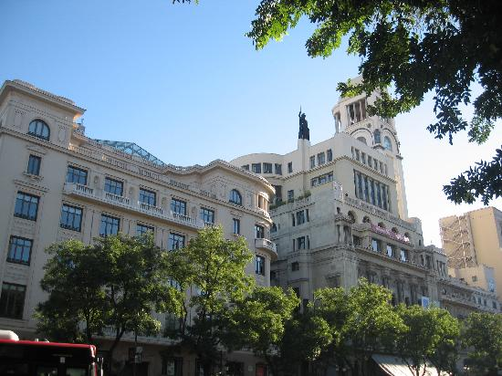 มาดริด, สเปน: circulo de bellas artes - art center