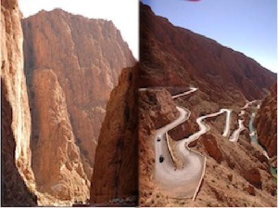 Travel Exploration Morocco Private Tours: Dades Valley & Gorge, Boumalne