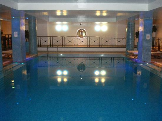 Pool Another View Picture Of The Balmoral Hotel Edinburgh Tripadvisor