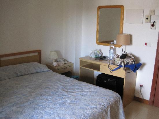 Hotel Nettuno: view of my room