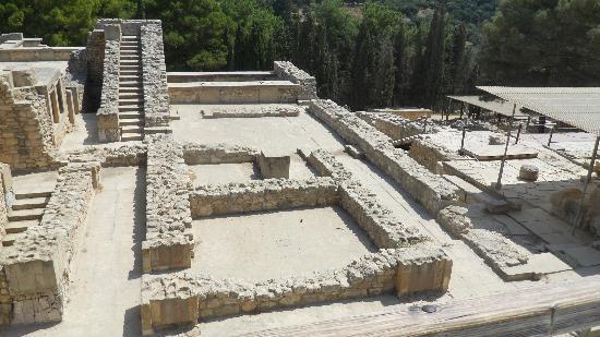 The Palace of Knossos: Knossos