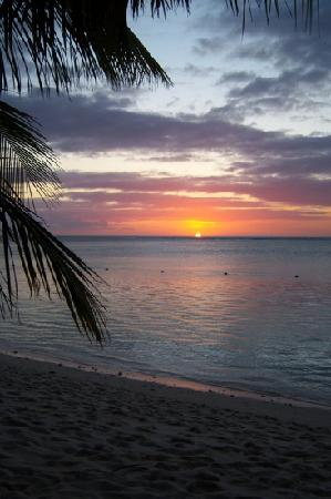 LUX* Le Morne: sunset