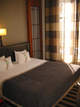 Holiday Inn Paris Gare de Lyon Bastille : Chambre