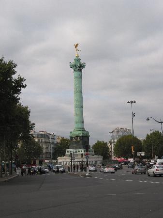 ฮอลิเดย์อินน์ปารีส บาสตีย์: La Bastille