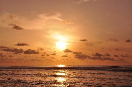 แชงกรีลาส์ วิลลิงกีลี รีสอร์ท แอนด์ สปา: Sunrise