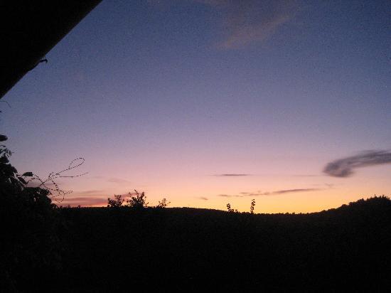 Casale San Bartolomeo: Sunset