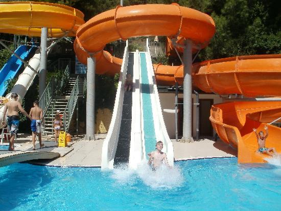 Turunc Resort: Aqua Park