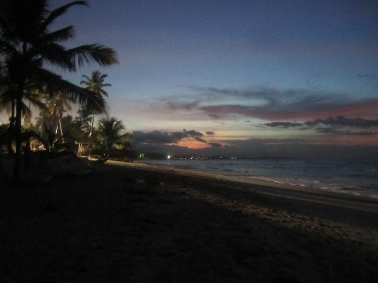 Majestic Colonial Punta Cana: sunset beach