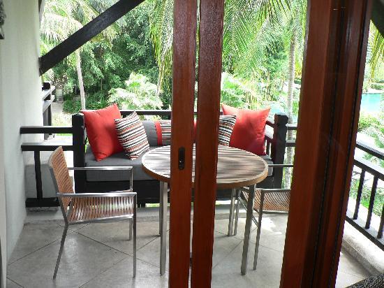 เดอะ สเลท: terrasse 2