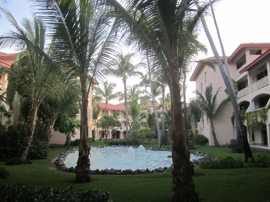 Majestic Colonial Punta Cana: between building 3 and 4
