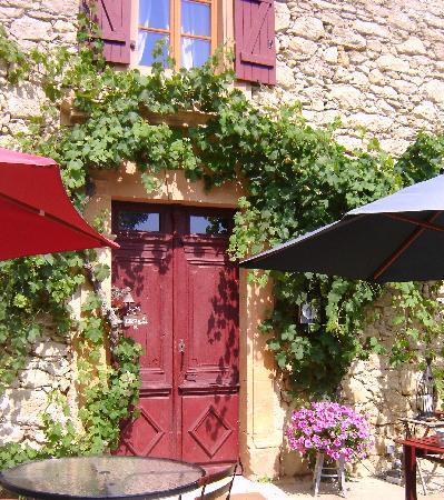 L'Auberge des Coteaux de Gascogne: Entrée principale