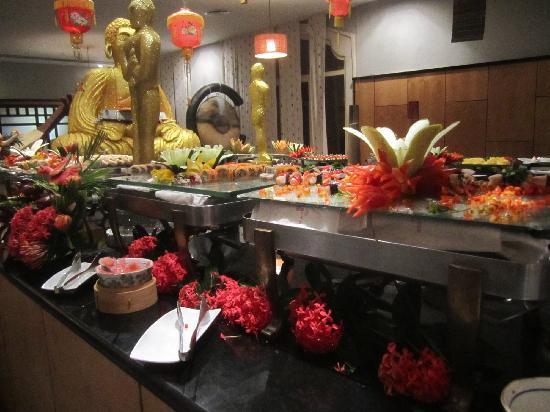 Majestic Colonial Punta Cana: Japenese restaurant (sushi bar)