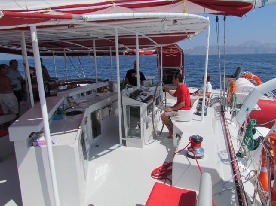 Triantafillou Sailing Day Tours: AMMOUDI