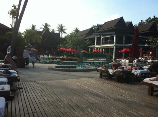 อมารี เกาะสมุย: pool