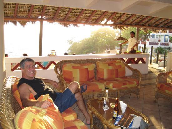 El Mirador Acapulco Hotel: Large lobby area