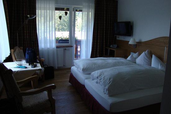 Hotel Waldeck: slaapkamer