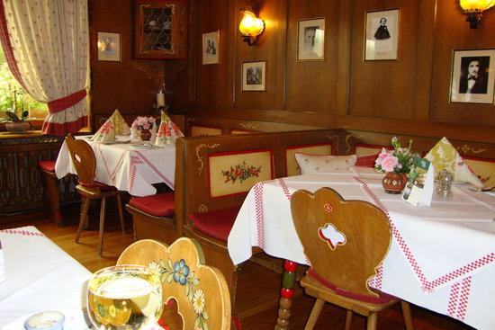 Hotel Waldeck: eetzaal