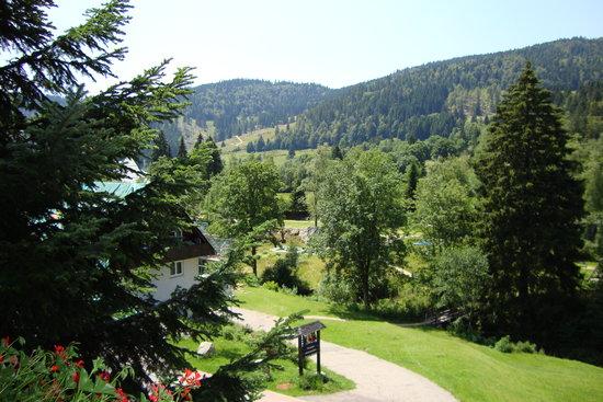 Hotel Waldeck : algemeen zicht