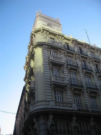 มาดริด, สเปน: arenal street - house