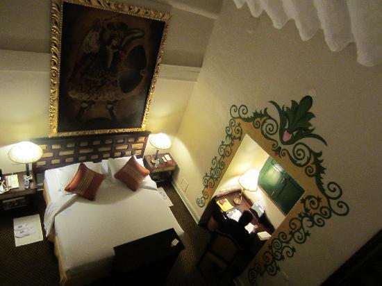 Belmond Hotel Monasterio: Junior Suite Downstairs