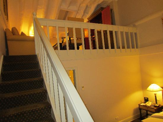Belmond Hotel Monasterio: Junior Suite Upstairs