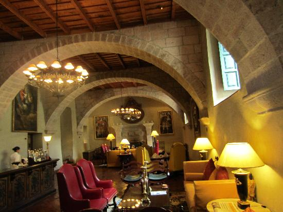 Belmond Hotel Monasterio: Bar