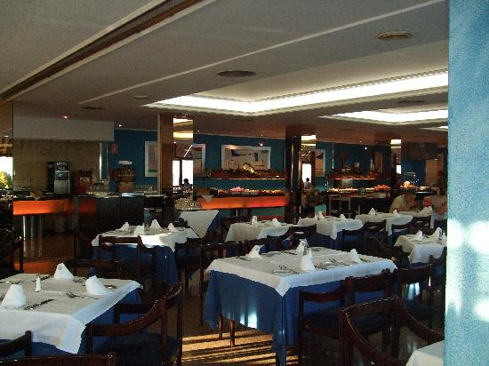 SENTIDO Cala Vinas: dining room