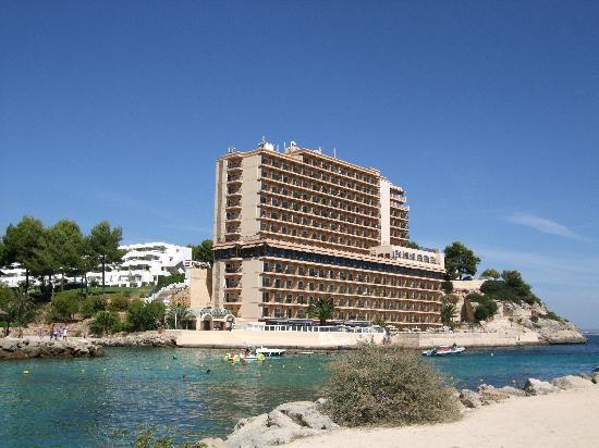 SENTIDO Cala Vinas: hotel