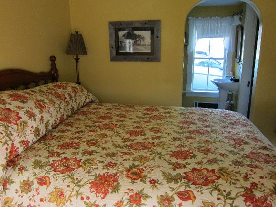 Bishop Farm Bed and Breakfast: Cannon Mountain Cottage