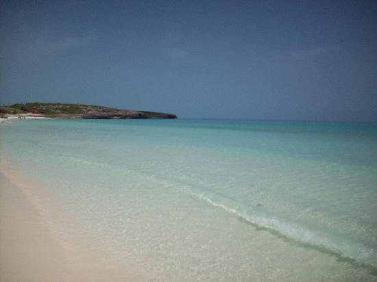 Iberostar Daiquiri: Playa Pilar.