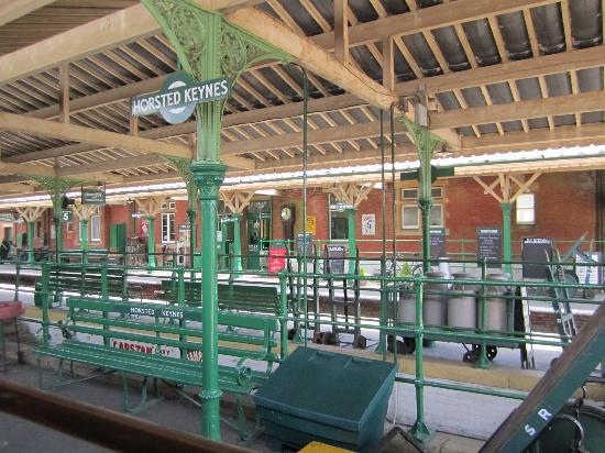 Bluebell Railway: Horsted Keynes